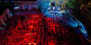 مراسم شهادت حضرت رقیه(س) در بوشهر