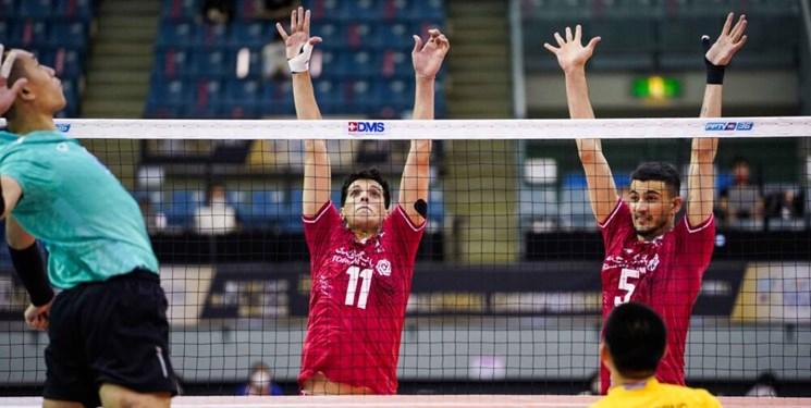 والیبال قهرمانی آسیا| اعلام برنامه مرحله دوم/ حریف روز پنجشنبه ایران مشخص شد