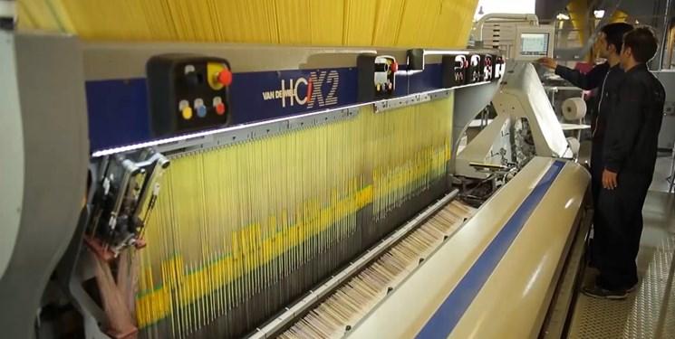 افتتاح اولین واحد تولید فرش ماشینی در اردبیل