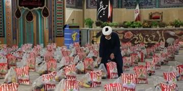 توزیع ۱۳ هزار بسته معیشتی از ابتدای کرونا توسط طلاب بسیجی اصفهان