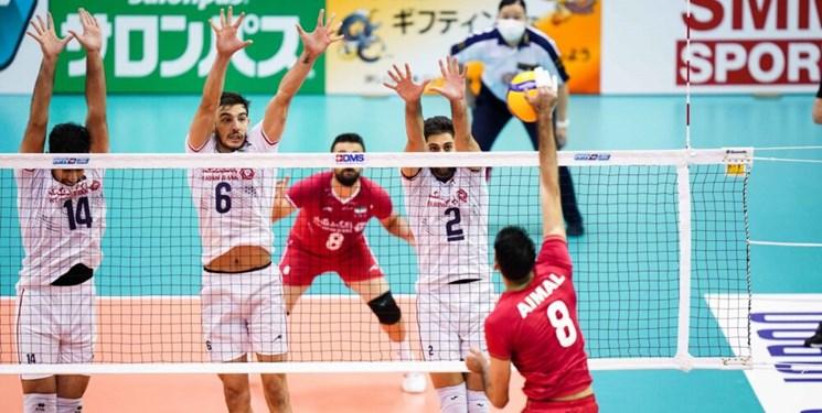 مردان والیبال ایران رتبه نخست آسیا را پس گرفتند
