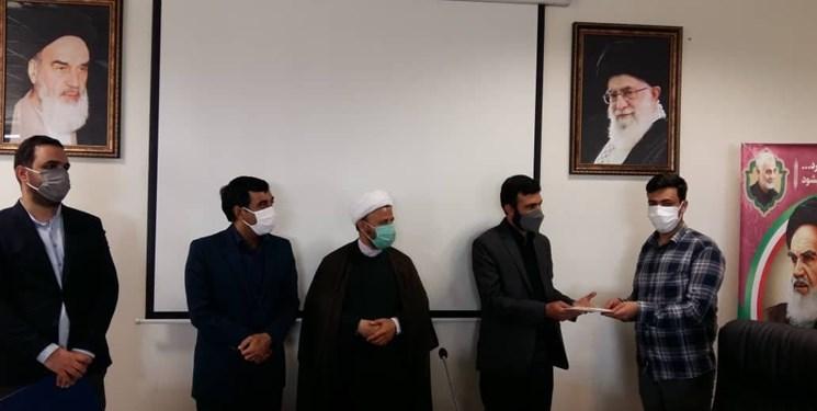 مسئول جدید بسیج دانشجویی واحد پردیس دانشگاه آزاد معارفه شد