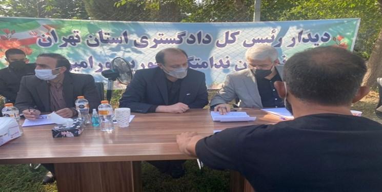 بازدید رئیس کل دادگستری تهران از زندان ورامین/ حشمتی: حضور قضات ناظر در زندانها باید مستمر و موثر باشد