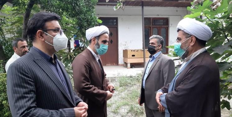 احداث مجتمع فرهنگی مذهبی در موقوفه شهید مدافع حرم علی جمشیدی در نور