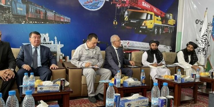 ارسال محموله کمکهای  بشردوستانه ازبکستان به افغانستان