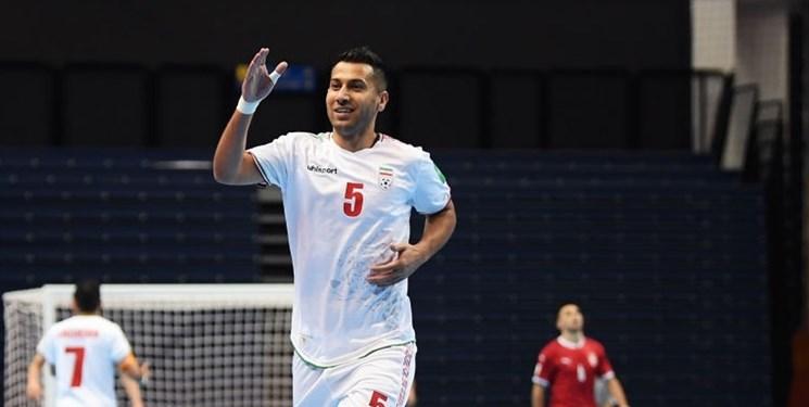 جام  جهانی فوتسال- لیتوانی|   پیروزی ملی پوشان ایران مقابل صربستان در یک بازی نفس گیر