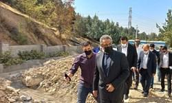 بازدید رییس فدراسیون از پروژه اسکواش و پدل میلاد