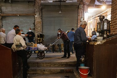 باربران بازار تبریز