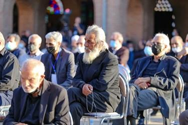 مراسم افتتاح اجلاس بینالمللی تجلیل از پیرغلامان و خادمان حسینی در تبریز
