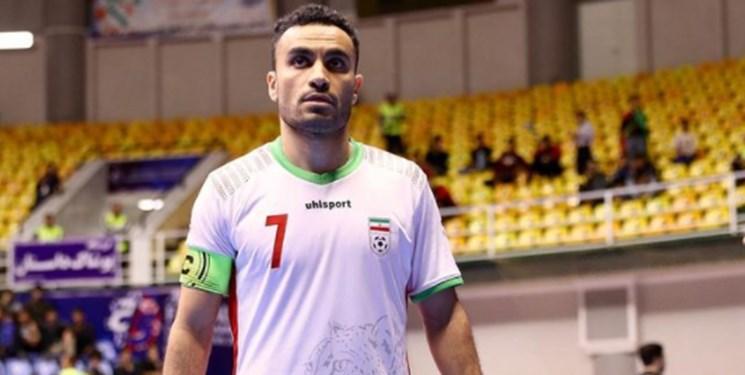 چهارمین حضور ستاره قم در جام جهانی فوتسال / حسنزاده در آستانه ثبت رکورد