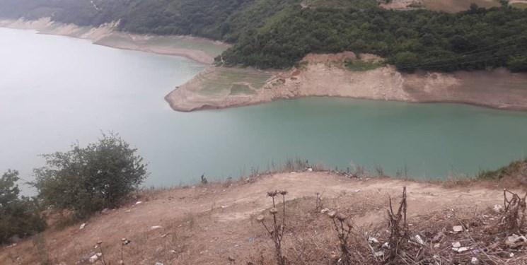 وضعیت ذخیره آب در سدهای مازندران مناسب نیست/ کاهش ۵۰ درصدی روانآب در فصل زراعی گذشته