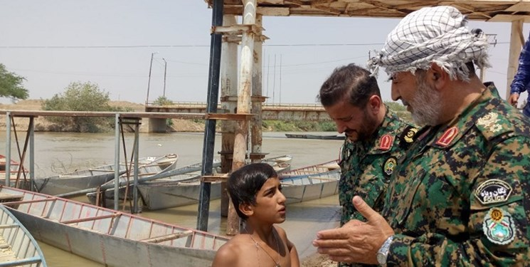 از کنترل تجمعات تا حضورهوشمندانه در تنش آبی خوزستان