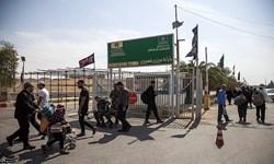 مرز خسروی کماکان مسدود است