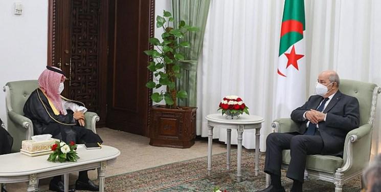 پیام شاه سعودی به رئیس جمهور الجزائر در بحبوحه تنش با مغرب