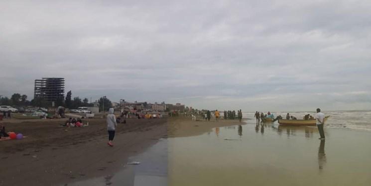 پایان تلخ زندگی ۵۸ تن در دریای مازندران