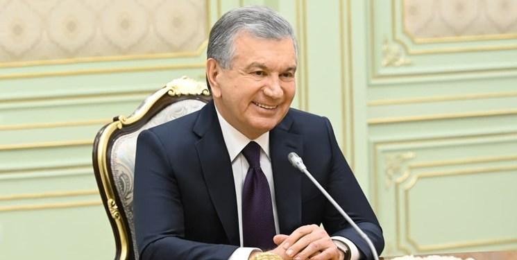 دیدار رئیس جمهور ازبکستان با نماینده  بانک جهانی