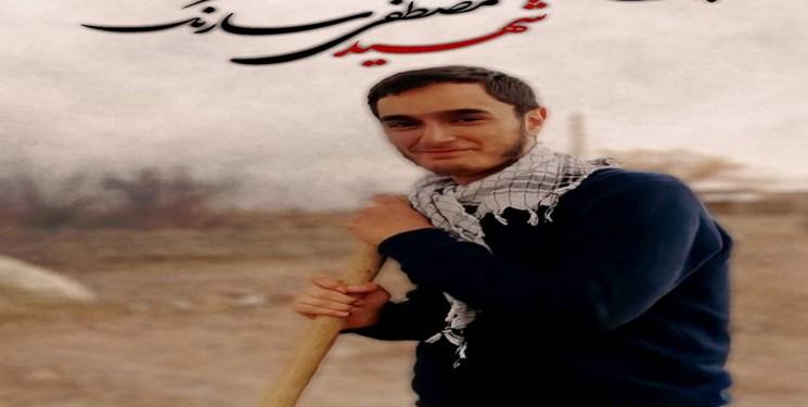 جهادگر دانشگاه خواجه نصیرالدین طوسی آسمانی شد