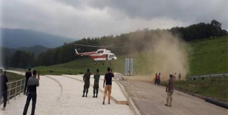 پیدا شدن خلبان پاراگلایدر در جنگلهای سوادکوه مازندران