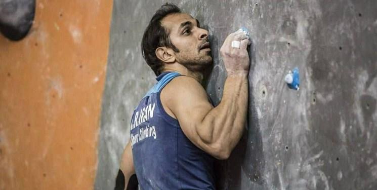 اعزام سنگنورد گلستانی به مسابقات جهانی مسکو