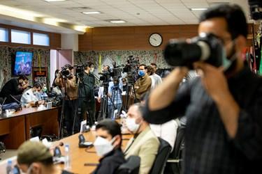 نشست خبری رئیس ستاد گرامیداشت  هفته دفاع مقدس