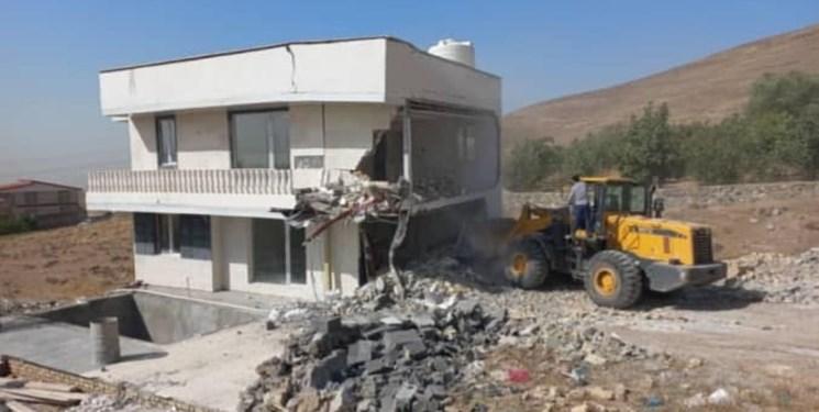 آزادسازی ۱۱۰ هکتار از اراضی تغییرکاربری غیر مجاز در البرز