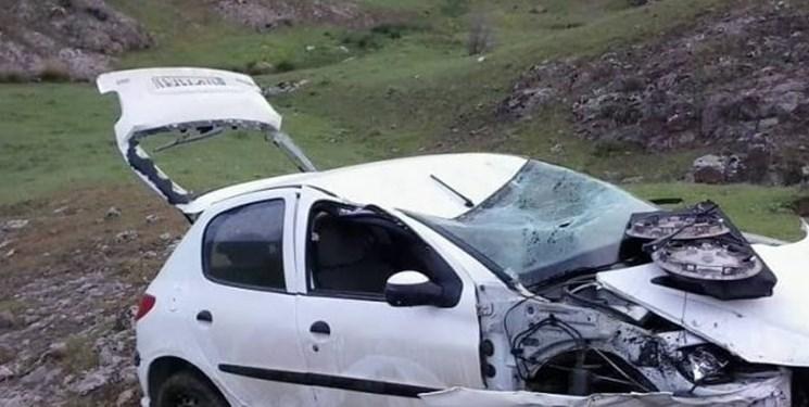 واژگونی پژو با ۶ مصدوم در جاده نمین/ افزایش ۱۳ درصدی تصادفات رانندگی در استان اردبیل