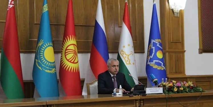 امضای 5 بیانیه ماحصل نشست مقامات سازمان پیمان امنیت جمعی