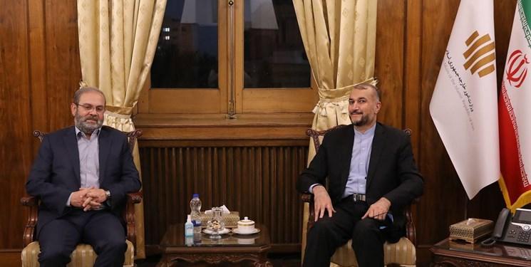 امیرعبداللهیان اعلام کرد:آمادگی ایران برای تامین نیازهای لبنان در زمینههای مختلف