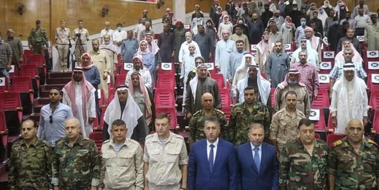 600 نفر در دیر الزور سوریه به فرآیند آشتی ملی ملحق شدند