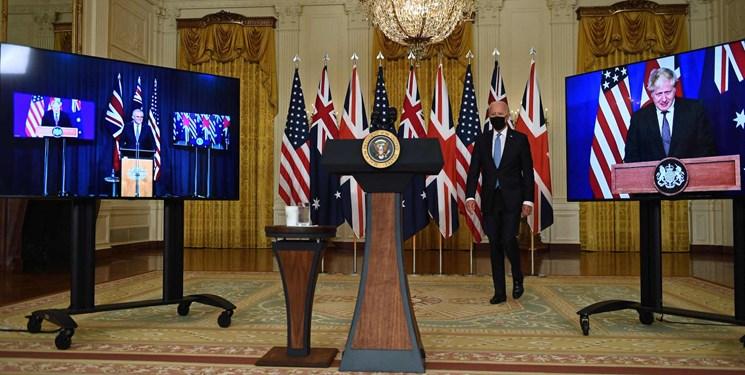 معاهده همکاری آمریکا، انگلیس و استرالیا در حوزه هند-اقیانوس آرام