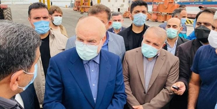 قالیباف: موضوع منطقه آزاد در مازندران نهایی شده است/ هیچ کالایی نباید در بنادر بیش از ۶ماه دپو شود