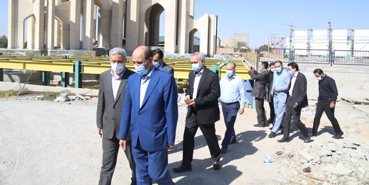 مقبرهالشعرا آبروی تبریز است/ مقبرهالشعرا اولین مقصد گردشگری آذربایجانشرقی