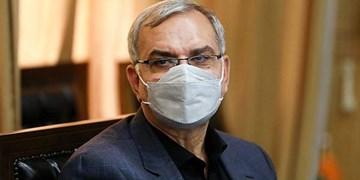 وزیر بهداشت: ایران رکورد جهانی واکسیناسیون هفتگی را شکست