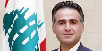 قدردانی وزیر لبنانی از حمایت ایران برای درهم شکستن محاصره آمریکا