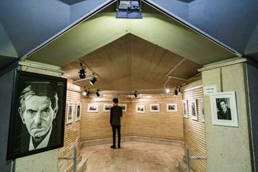 نمایشگاه عکسهای استاد شهریار در مقبرةالشعرا