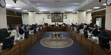 جلسه نهایی کارگروه مجمع تشخیص مصلحت نظام در باره الگوی اسلامی ایرانی پیشرفت