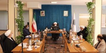 برگزاری جلسه هیأت امنای جامعه الامام الصادق/ ابقای رئیس دانشگاه امام صادق(ع)