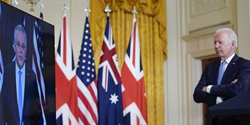 واکنش کاخ سفید به انتقاد تند فرانسه از معاهده همکاری آمریکا، انگلیس و استرالیا
