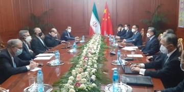 رایزنی امیرعبداللهیان و یی در دوشنبه/ حمایت چین از عضویت دائم ایران در سازمان شانگهای