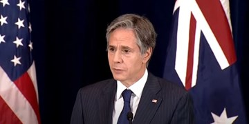 واکنش بلینکن به انتقادات لودریان: فرانسه شریک حیاتی آمریکا است