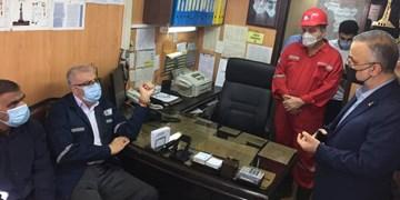 سفر سرزده وزیر نفت به خوزستان