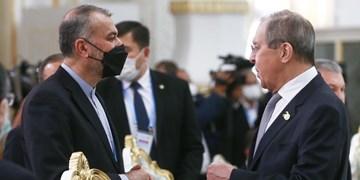 قدردانی امیرعبداللهیان از روسیه برای حمایت از عضویت دائم ایران در سازمان شانگهای
