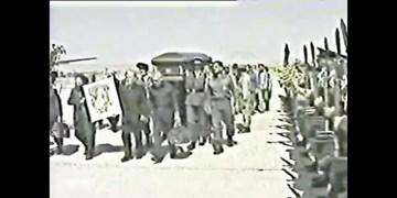 فیلم| روزی که «استادشهریار» از یک یگان نظامی سان دید!