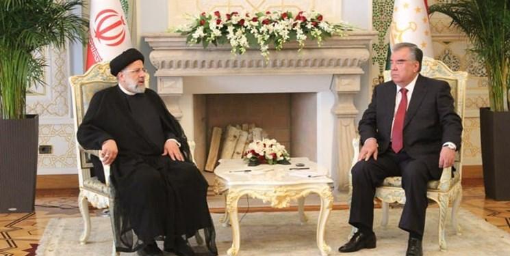 اظهار خرسندی رئیس جمهور تاجیکستان از سفر «سید ابراهیم رئیسی» به «دوشنبه»