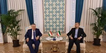 پذیرش عضویت ایران در شانگهای، فرصت جدیدی برای گسترش همکاریهای ایران و تاجیکستان