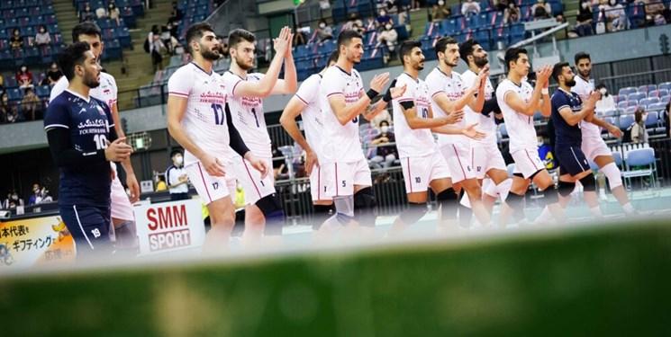والیبال قهرمانی آسیا | نتایج مرحله نیمهنهایی / شکست شاگردان محمدیراد و صعود ایران به فینال