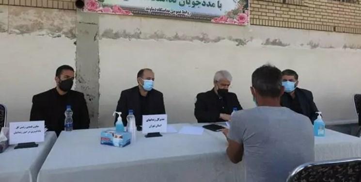بازدید رئیس کل دادگستری تهران از ندامتگاه دماوند / حشمتی: تخفیفات قضایی شامل ناامن کنندگان جامعه نمیشود