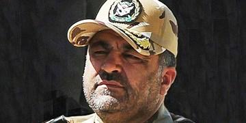 امیر سرتیپ شرفی: دشمن از رویارویی با توانمندی دفاعی نیروهای مسلح در هراس است