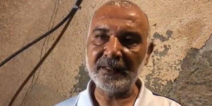 پدر اسیر فلسطینی: پسرم برای حفاظت از اهالی خانهای که در آن بود، خود را تسلیم کرد