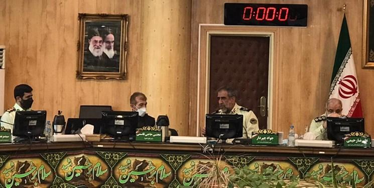 در جلسه شورای شهر کرج با فرماندهان انتظامی البرز چه گذشت؟